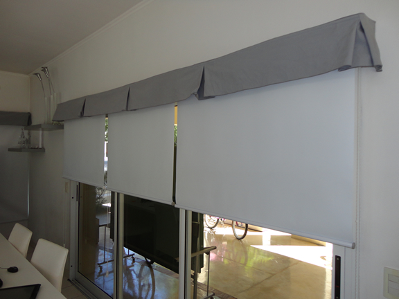 Cortinas De Baño Black Out:Cortinas Black Out – Cortinas de PVC – Toldos – Cerramientos en PVC